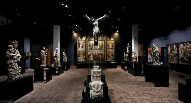 Galeria Sztuki Średniowiecznej w Muzeum Narodowym