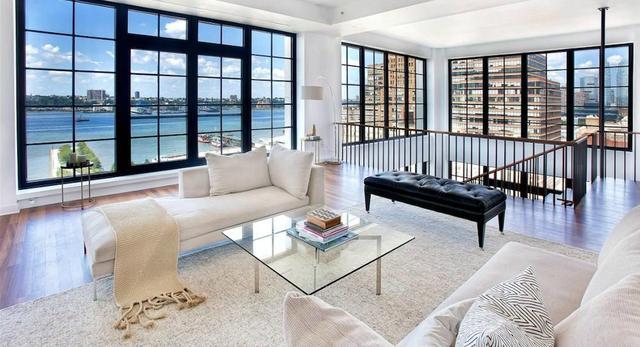 Architektura wnętrz: penthouse w Nowym Jorku
