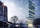 Wieżowiec spod ręki biura MVRDV. Bryła wygrała w konkursie architektonicznym i ma stanąć pod Wiedniem już w 2018
